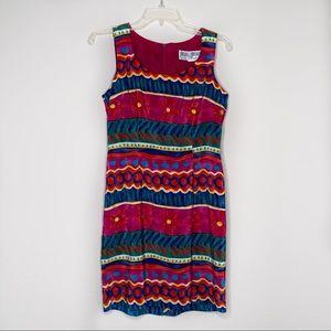 Jessica Howard Petite Patterned Dress